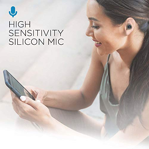 Blaupunkt BTW01 True Wireless HD Sound Bluetooth Earbuds with Touch Controls Image 10