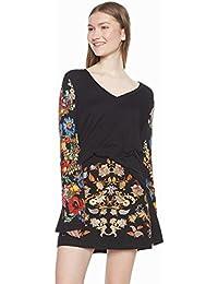 Desigual TS_Claudina, Camiseta para Mujer