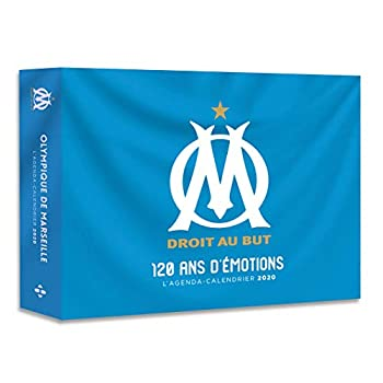 L'agenda-calendrier Olympique de Marseille 2020