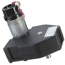 Alcoa Prime DIY Brand DC12V Gearmotor Geared Motor Slow speed smart car crank generator DIY Lowest Price