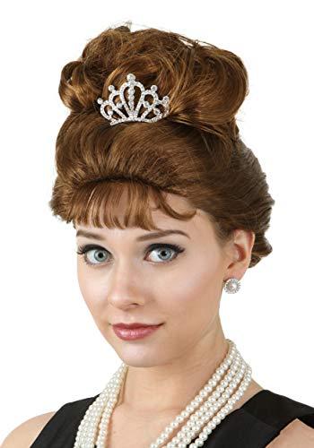 Breakfast at Tiffany's Holly Golightly Wig Standard (Breakfast Tiffanys-kostüm At)