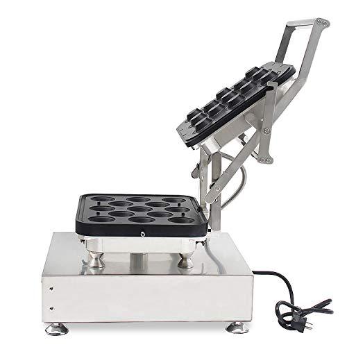 np-813kommerziellen Elektrische Double Digital creme Tart Shell Ei Tart Schutzhülle Maschine Maker Baker Gebäck Pie Tartelettes, die sich Maschine Antihaft-13Bilder - 110V