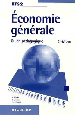 economie-gnrale-bts2-guide-pdagogique