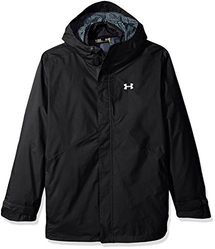 Under Armour Giacca 3 in1 ColdGear Reactor Wayside, nero, L