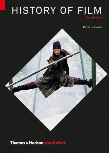 History of Film (World of Art) por David Parkinson