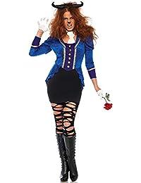 Leg Avenue Beastly Beauty Women's Costumes, Small/Medium
