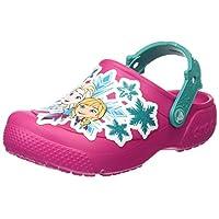 Crocs Girls Fun Lab Frozen Kids Clogs
