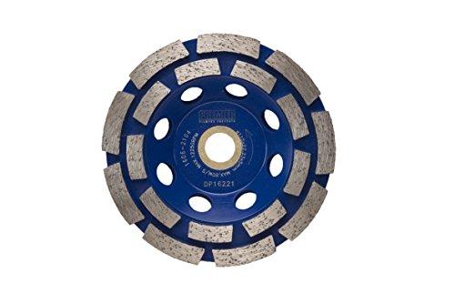 Premier Diamond dp16221p5-cg doble fila taza rueda
