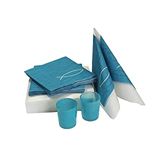 Tischdeko Konfirmation Blau Gunstig Online Kaufen Dein Mobelhaus