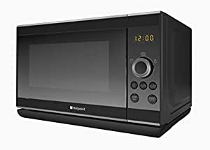 Hotpoint MWH2021B 800W 20L Freestanding Microwave Oven Black