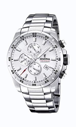 Festina Herrenuhr Chronograph F204922