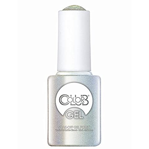 Color Club Halo Hues Gel Soak Off polonais Nombre 1091, Star Light Star Bright