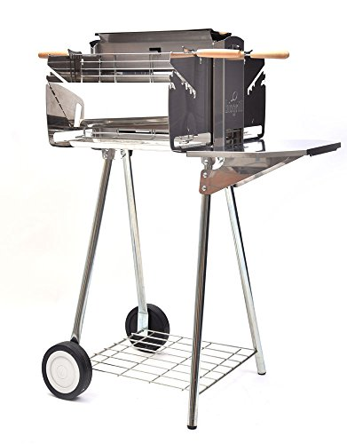 BIOGRILL Barbecue Vertical INOX