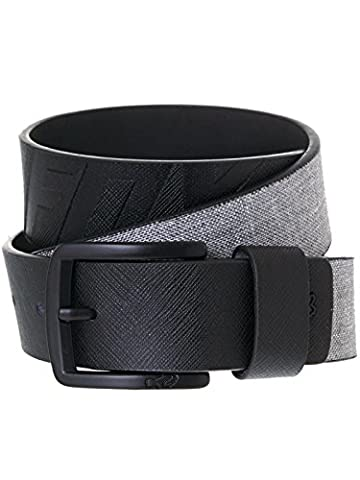 Fox Racing Belt: Radiation Belt BK/GR L