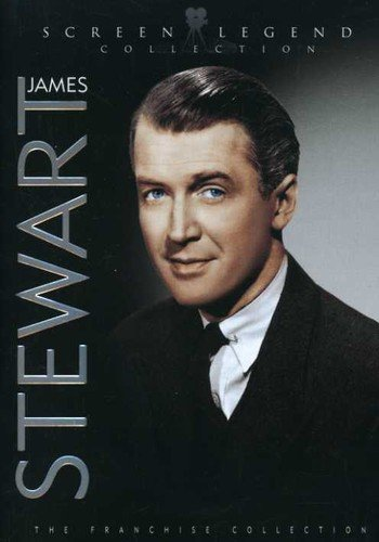 James Stewart: Screen Legend Col...