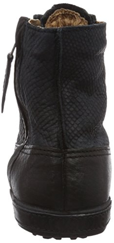 BlackstoneIL59 - Stivaletti Chukka con imbottitura leggera  Donna nero (nero)