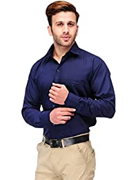 Koolpals Cotton Blend Formal Solid Shirt
