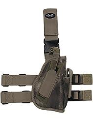 Pistolenbeinholster Bein- und Gürtelbefestigung