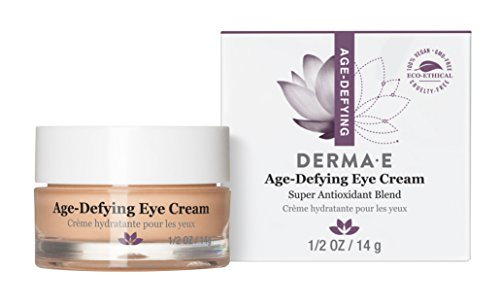 Derma E Age-Defying Eye Creme with Astaxanthin and Pycnogenol - 0.5 oz by Derma E