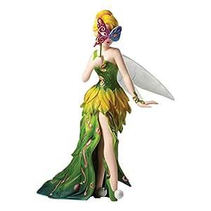 Disney Show Case - 4046627 - Figurine Fée Clochette Masque - 19,5 cm