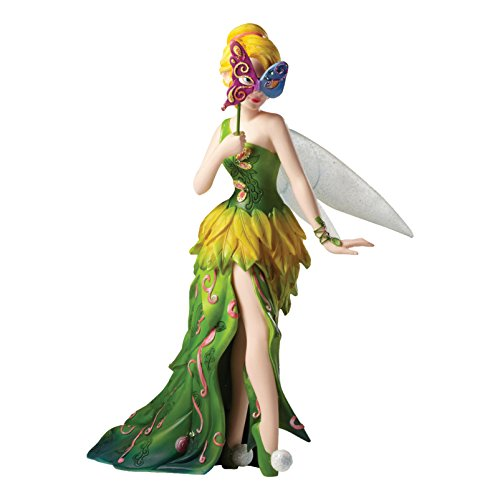 ENESCO 4046627 Disney Showcase Collection Tinker Bell Masquerade