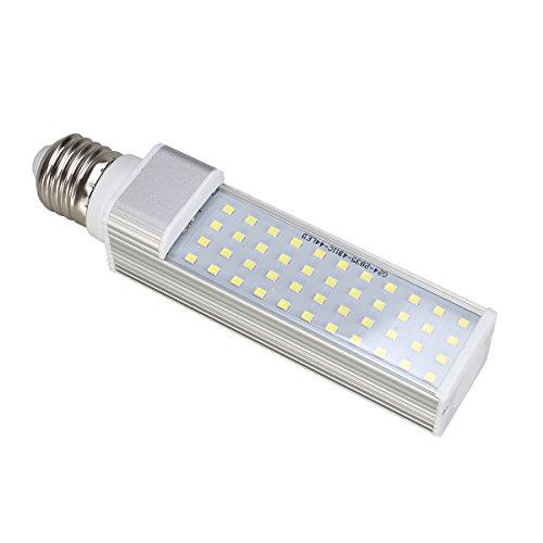ueetek Lampe Aquarium, 44LEDs 550–650lumens 9W E27LED Lampe économiseuse von Energie für die Pod-Fische/Aquarien (weiß)