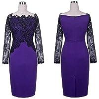 Maxi Dress For Women - Voilet