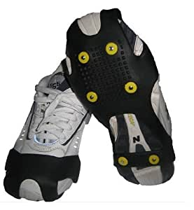 Ice Grippers Non Slip Ice & Snow Grips , XL = 9 to 11
