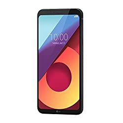 LG Q6 Plus Smartphone (13,97 cm (5,5 Zoll) Full HD Plus IPS Display, 64GB Speicher und 4GB RAM, Android 7.1.1) Astro Black