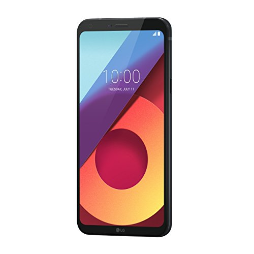 Image of LG Q6 Plus Smartphone (13,97 cm (5,5 Zoll) Full HD Plus IPS Display, 64GB Speicher und 4GB RAM, Android 7.1.1) Astro Black