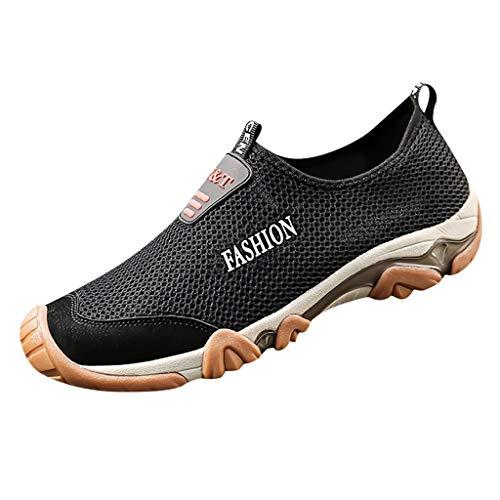 VBWER Scarpe da Ginnastica Corsa Sportive Fitness Running Sneakers Spiaggia Scarpe da Acqua Slip On Scarpe da Surf Traspiranti Stivali da Nuoto da Donna Uomo Bambino