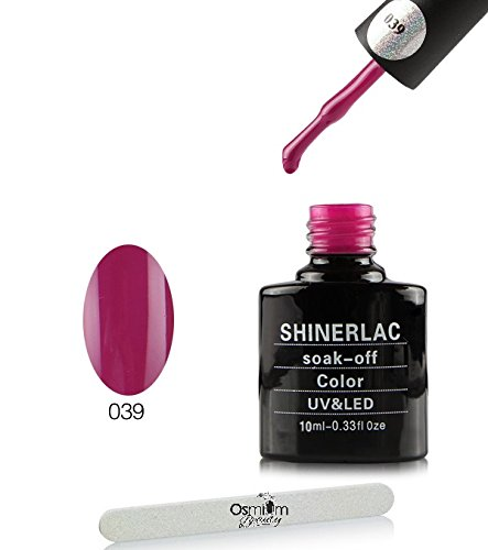 Bluesky SH039 Shinerlac UV/LED Vernis à Ongles 10 ml