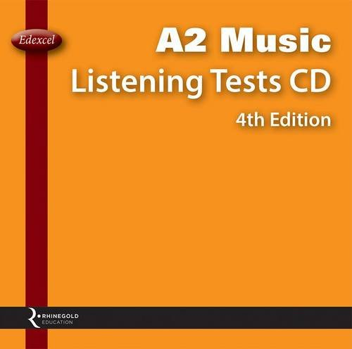 Edexcel: A2 Music Listening Tests (4th Edition) CD