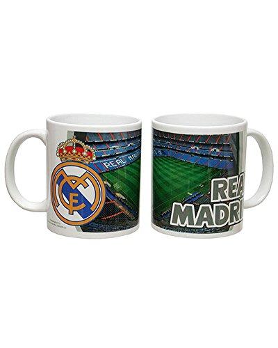 REAL MADRID CF® Taza Porcelana Estadio