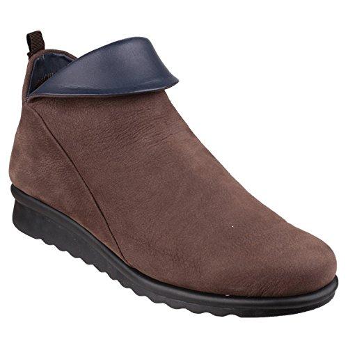FLEXX-FLEXX PAN DAMME, stivali, scarpette a 3,5 e 7 Black / Merlot