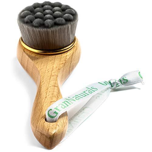 Cepillo de limpieza facial manual