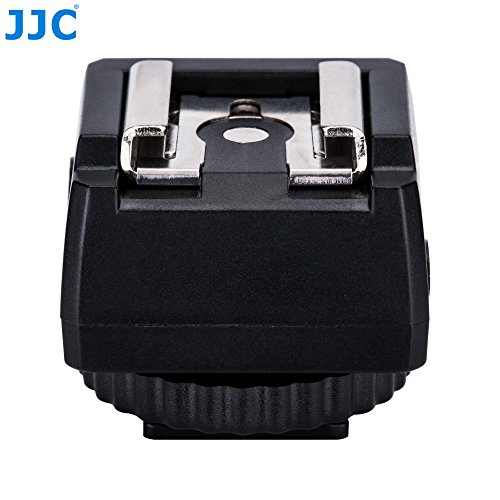 Hot Shoe adapter with PC-synk and 3.5mm contact (Hot-shoe-sync-adapter)