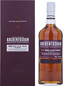 Auchentoshan 1988 Bordeaux Wine Cask Finish, 70 cl Gift Box by Auchentoshan