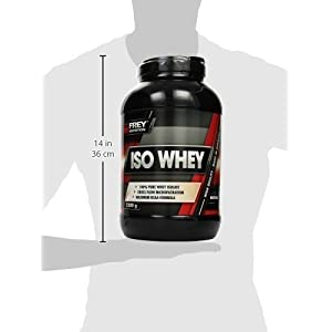 Frey Nutrition Iso Whey 2300g Dose
