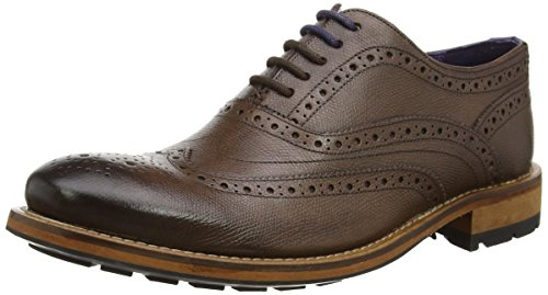 Ted Baker Guri 8 Men Brogue Shoes - Brown (Brown), 6.5 Uk