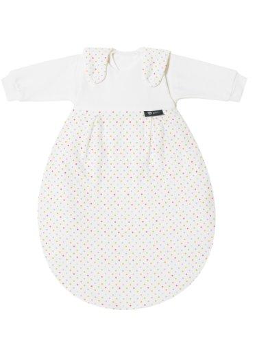 alvi-baby-maxchen-baby-sleeping-bag-3-piece-set-colourful-dots