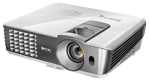 BenQ W1070 Full HD 1080P 2000 Lumens 3D Home Entertainment Projector