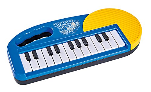 Simba 106834018 - My Music World Keyboard 24 cm