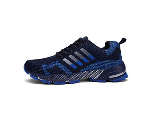 Hommes chaussures espadrilles chaussures casual chaussures de sport deep blue