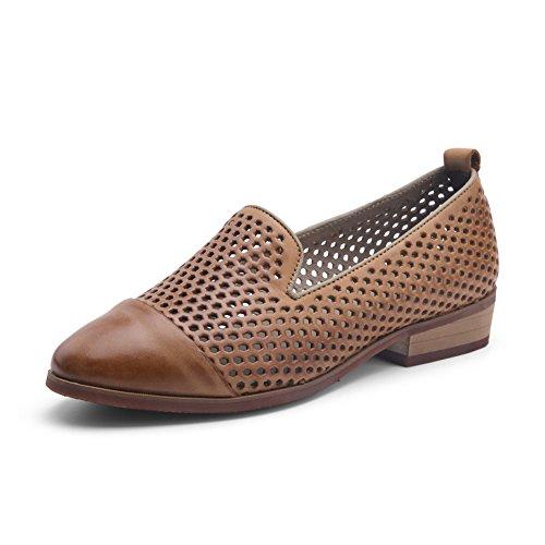 Chaussures de loisirs de l'automne/Confort chaussure respirante creuse mère B