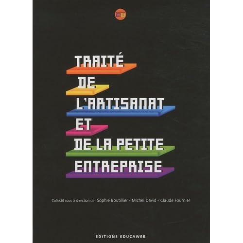 Traité de l'artisanat et de la petite entreprise