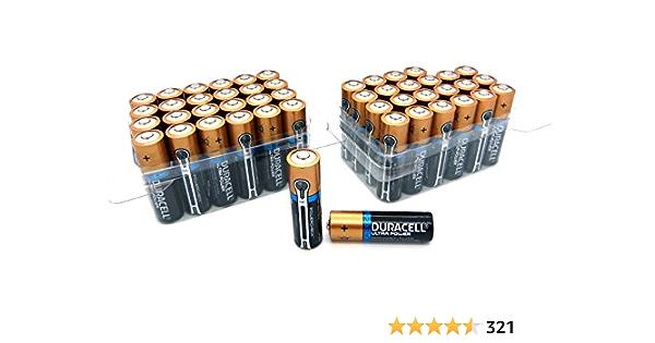 Duracell Mx1500 Ultra Power Batterien Mignon Aa Elektronik