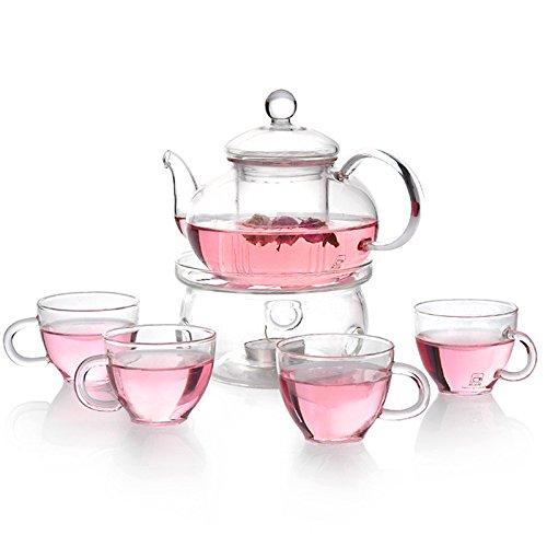 decentgadget-4-high-heat-resistant-borosilicate-glass-cups-one-600ml-borosilicate-teapot-borosilicat