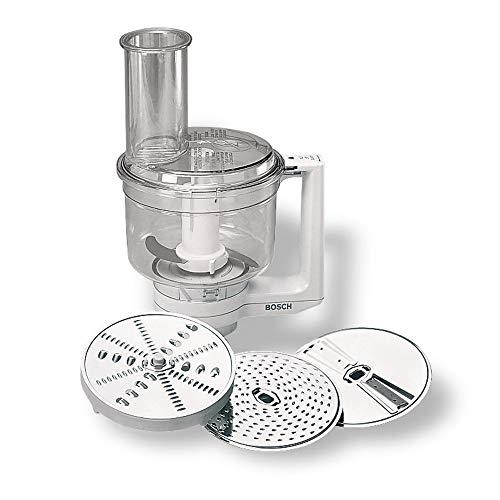 Bosch MUZ5MM1 Multi-Mixeur blanc/transparent / compatible avec les robots ménagers MUM5 de Bosch