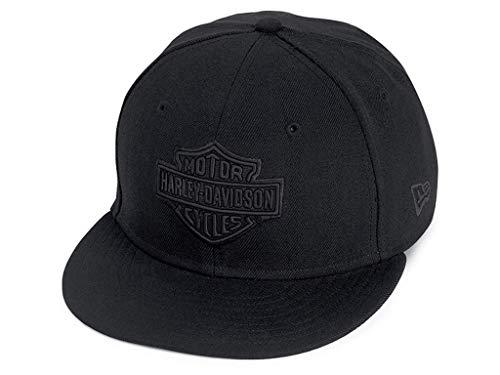HARLEY-DAVIDSON Baseball Cap Tonal Bar & Shield Logo, M